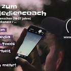 Flyer Jugendmediencoach