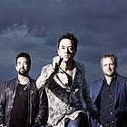Jan Josef Liefers (Mitte) mit Band Radio Doria treten am 4. Oktober bei der LichtKirche auf