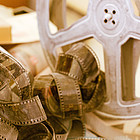 Analoger Film im Kino