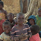 Kinder in Nigeria