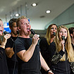 Stavanger Gospel Choir aus Norwegen im City-Point